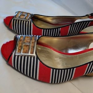 "Tommy Hilfiger Wedges (4"" Heel)"